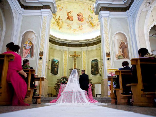 Il matrimonio di Paola e Vincenzo a Bova Marina, Reggio Calabria 29