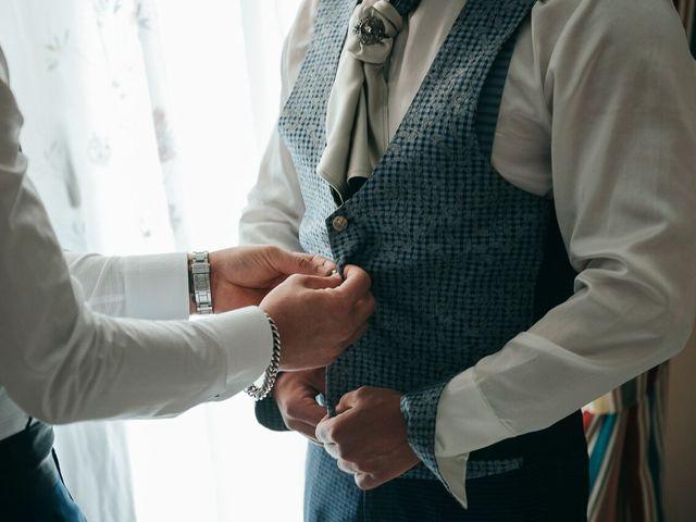 Il matrimonio di Antonio e Giulia  a Massa, Massa Carrara 8