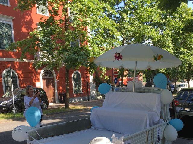 Il matrimonio di Antonio e Giulia  a Massa, Massa Carrara 14
