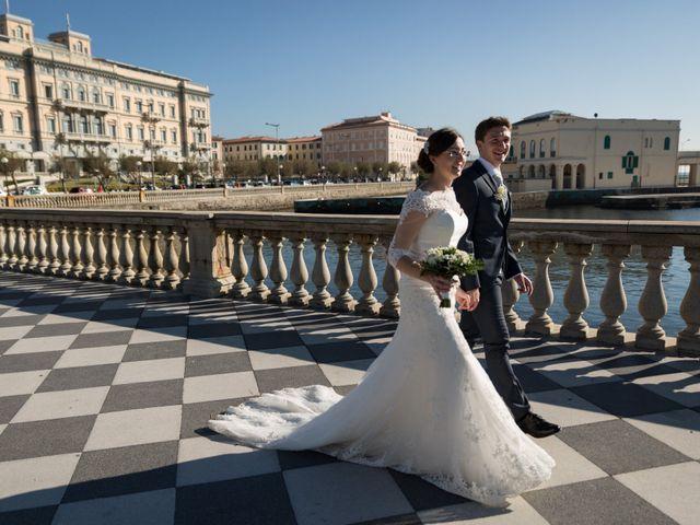 Il matrimonio di Diego e Elisabetta a Livorno, Livorno 46