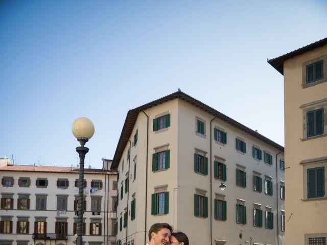 Il matrimonio di Diego e Elisabetta a Livorno, Livorno 51