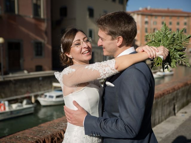Il matrimonio di Diego e Elisabetta a Livorno, Livorno 52