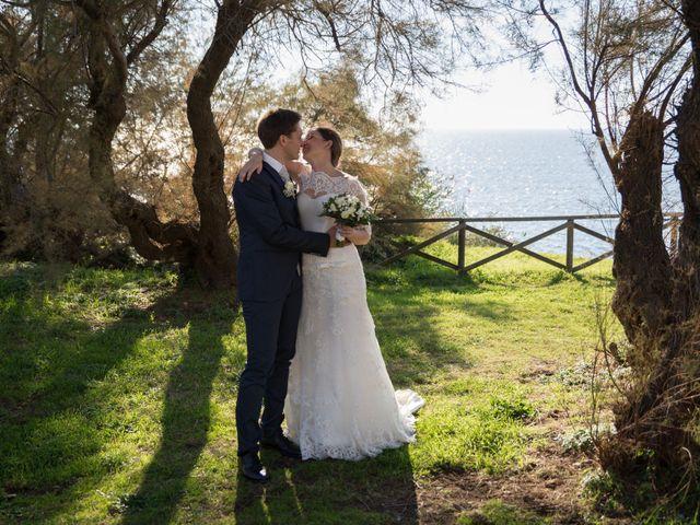 Il matrimonio di Diego e Elisabetta a Livorno, Livorno 55