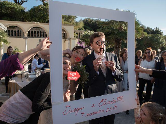 Il matrimonio di Diego e Elisabetta a Livorno, Livorno 63