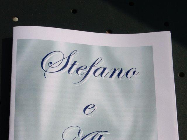 Il matrimonio di Stefano e Alice a Albavilla, Como 3