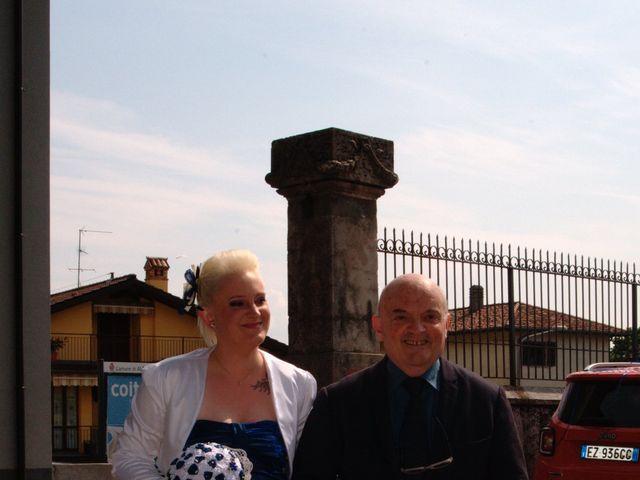 Il matrimonio di Stefano e Alice a Albavilla, Como 6