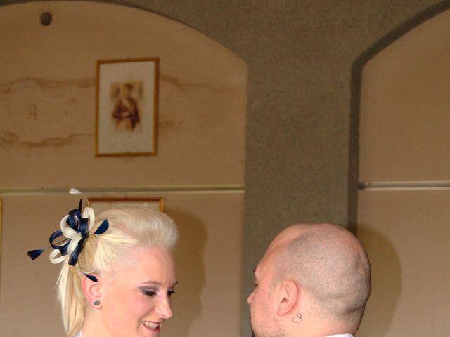 Il matrimonio di Stefano e Alice a Albavilla, Como 7