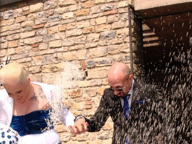Il matrimonio di Stefano e Alice a Albavilla, Como 10