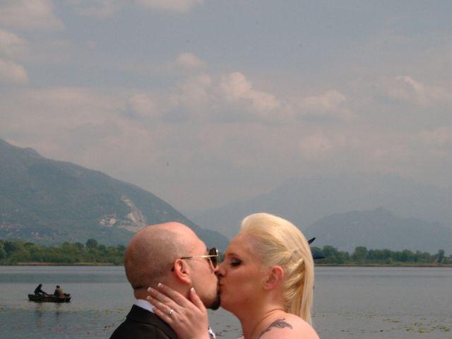 Il matrimonio di Stefano e Alice a Albavilla, Como 13