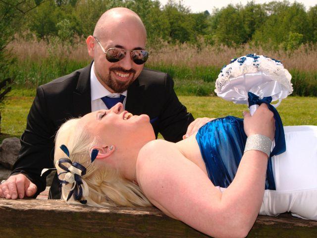 Il matrimonio di Stefano e Alice a Albavilla, Como 15
