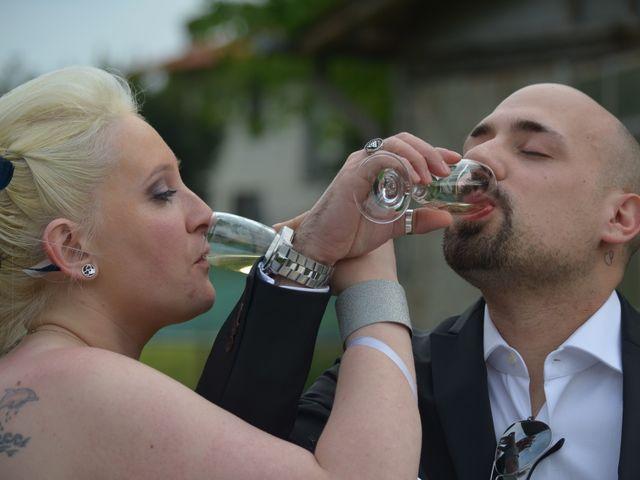 Il matrimonio di Stefano e Alice a Albavilla, Como 25