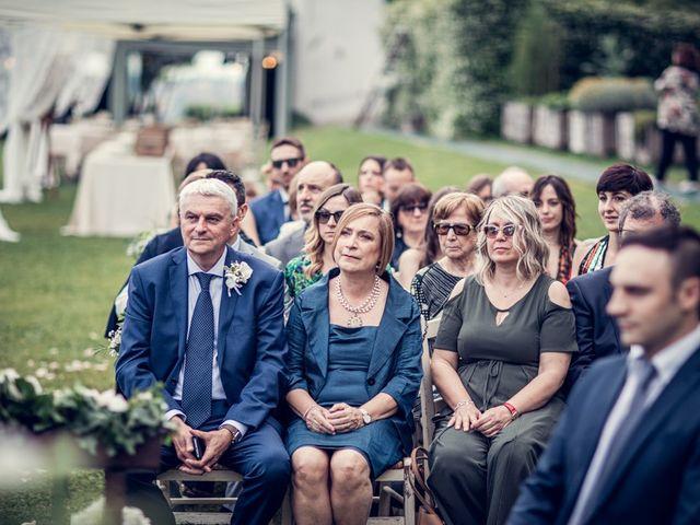 Il matrimonio di Aldo e Beatrice a Montevecchia, Lecco 1