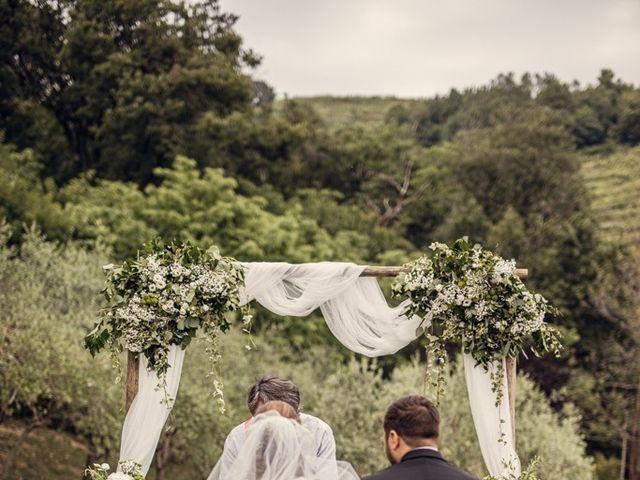 Il matrimonio di Aldo e Beatrice a Montevecchia, Lecco 9