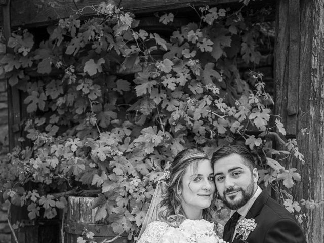 Il matrimonio di Aldo e Beatrice a Montevecchia, Lecco 14