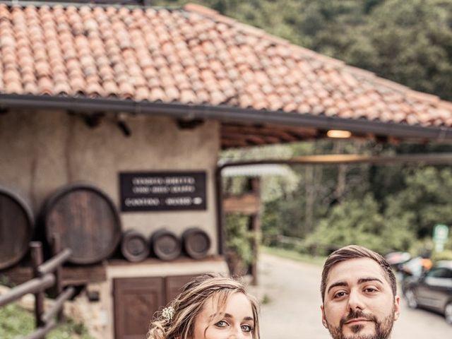 Il matrimonio di Aldo e Beatrice a Montevecchia, Lecco 15