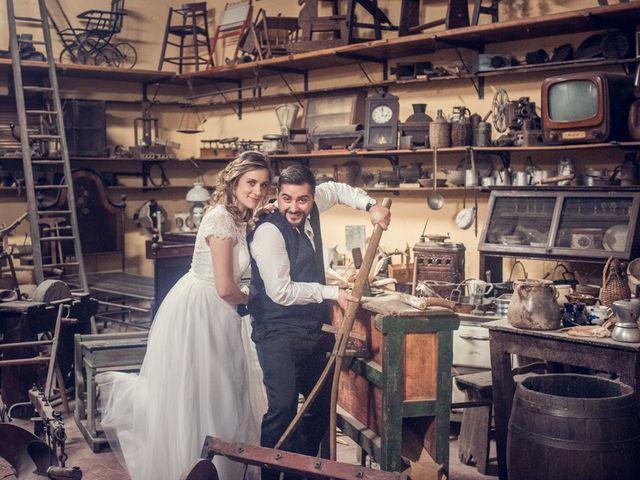 Il matrimonio di Aldo e Beatrice a Montevecchia, Lecco 16