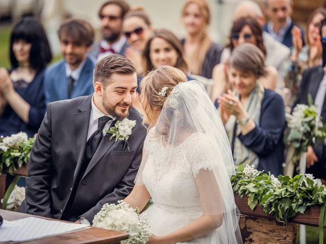 Il matrimonio di Aldo e Beatrice a Montevecchia, Lecco 22