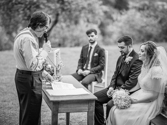 Il matrimonio di Aldo e Beatrice a Montevecchia, Lecco 23