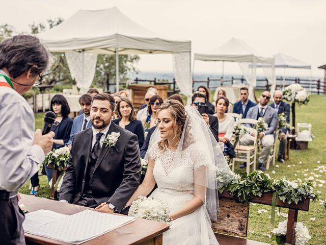 Il matrimonio di Aldo e Beatrice a Montevecchia, Lecco 24
