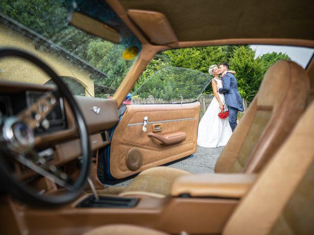 Le nozze di Sabrina e Danilo
