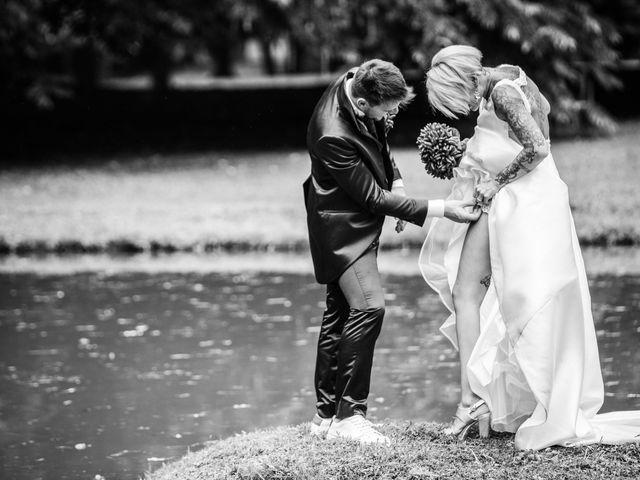 Il matrimonio di Danilo e Sabrina a Bricherasio, Torino 28