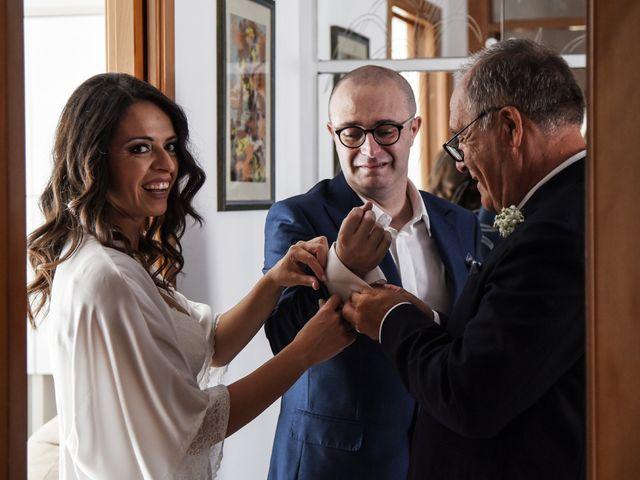 Il matrimonio di Carlo e Francesca a Trani, Bari 4