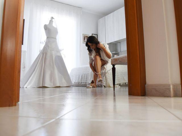 Il matrimonio di Carlo e Francesca a Trani, Bari 6