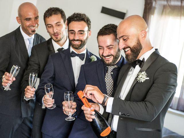 Il matrimonio di Carlo e Francesca a Trani, Bari 8