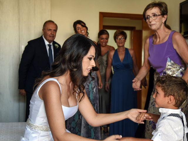 Il matrimonio di Carlo e Francesca a Trani, Bari 10