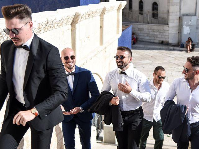 Il matrimonio di Carlo e Francesca a Trani, Bari 17