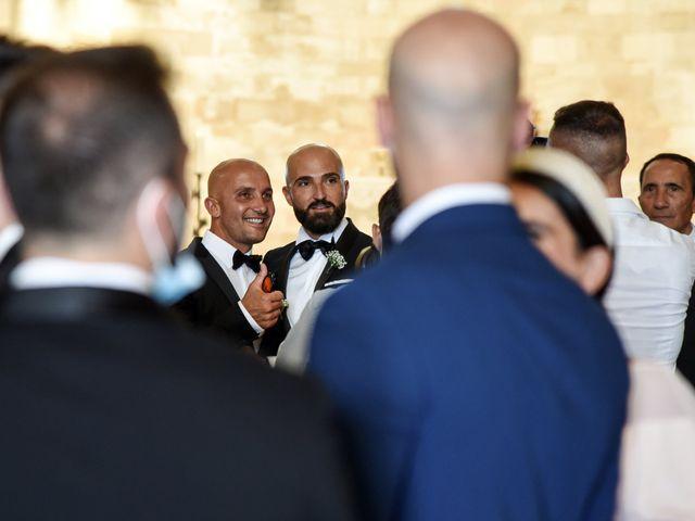 Il matrimonio di Carlo e Francesca a Trani, Bari 19