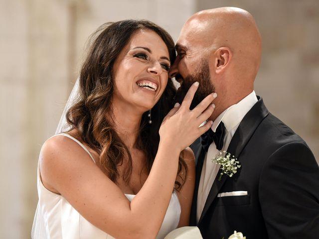 Il matrimonio di Carlo e Francesca a Trani, Bari 30