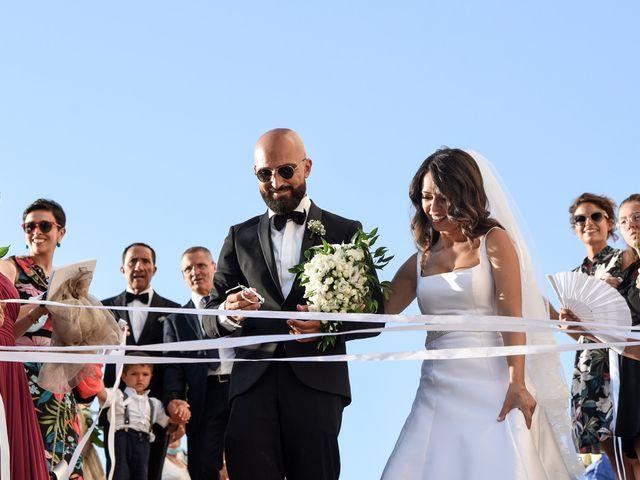 Il matrimonio di Carlo e Francesca a Trani, Bari 31