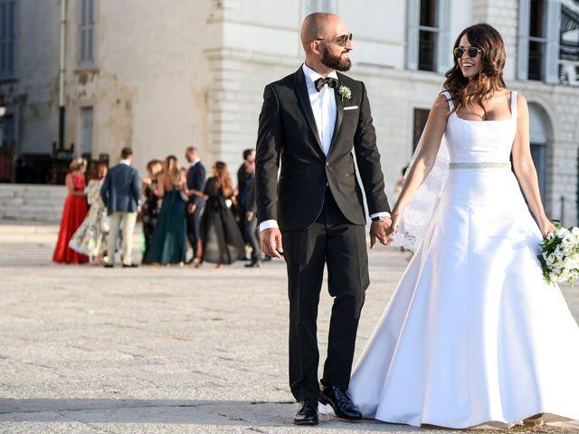 Il matrimonio di Carlo e Francesca a Trani, Bari 34