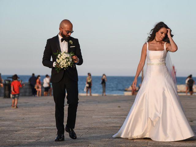 Il matrimonio di Carlo e Francesca a Trani, Bari 1