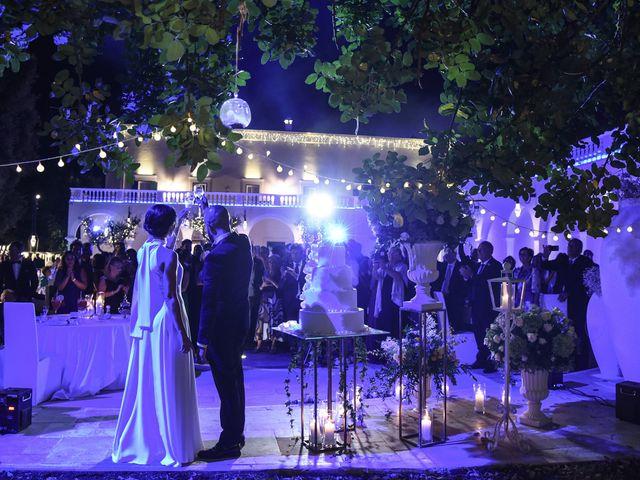 Il matrimonio di Carlo e Francesca a Trani, Bari 52