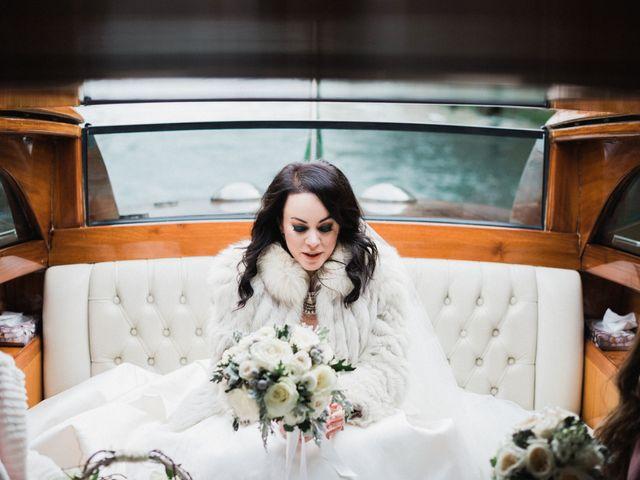 Il matrimonio di Jacopo e Leslie a Venezia, Venezia 1