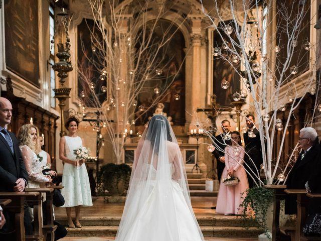 Il matrimonio di Jacopo e Leslie a Venezia, Venezia 9