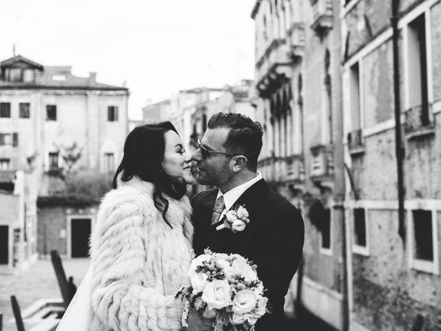 Il matrimonio di Jacopo e Leslie a Venezia, Venezia 2