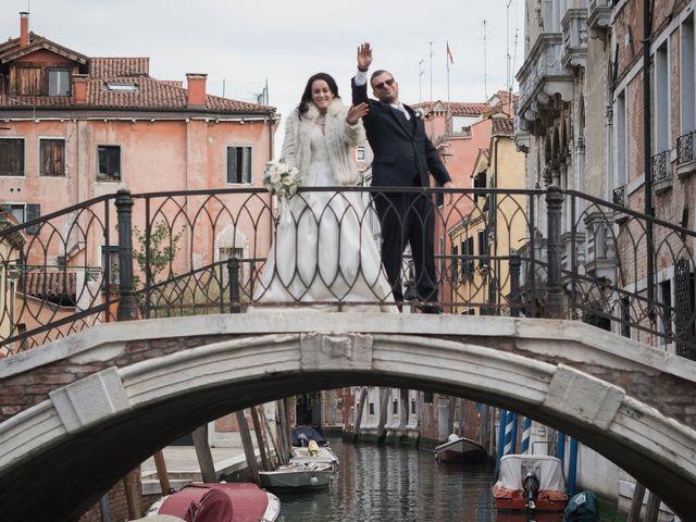 Il matrimonio di Jacopo e Leslie a Venezia, Venezia 12