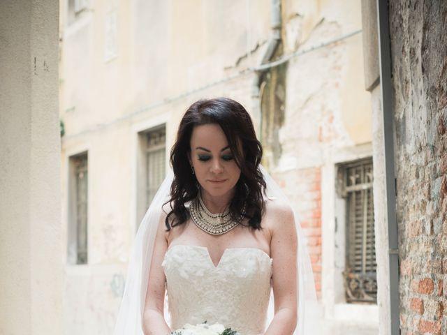 Il matrimonio di Jacopo e Leslie a Venezia, Venezia 13