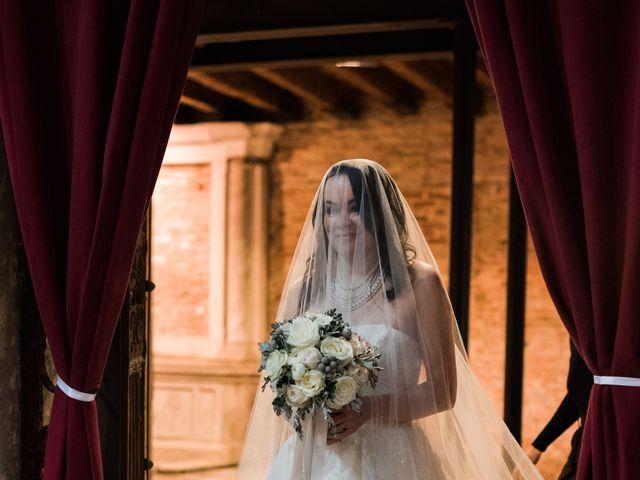 Il matrimonio di Jacopo e Leslie a Venezia, Venezia 32