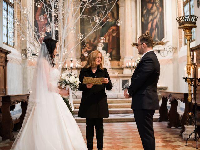 Il matrimonio di Jacopo e Leslie a Venezia, Venezia 33