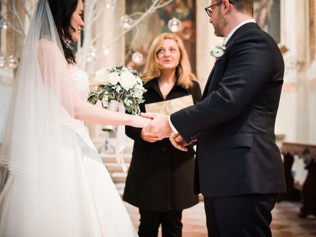 Il matrimonio di Jacopo e Leslie a Venezia, Venezia 34