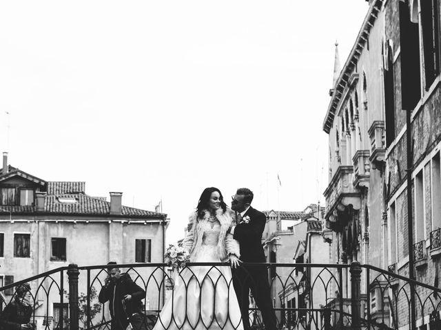 Il matrimonio di Jacopo e Leslie a Venezia, Venezia 35