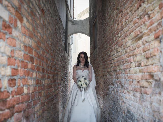 Il matrimonio di Jacopo e Leslie a Venezia, Venezia 37