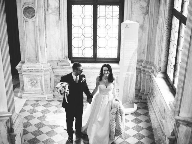 Il matrimonio di Jacopo e Leslie a Venezia, Venezia 39