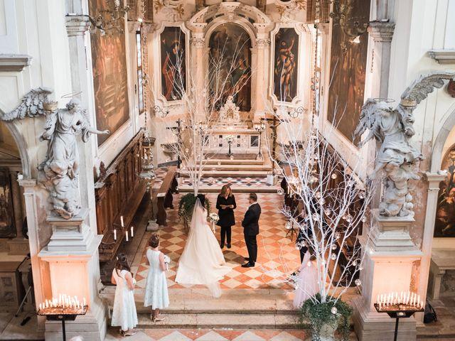 Il matrimonio di Jacopo e Leslie a Venezia, Venezia 47