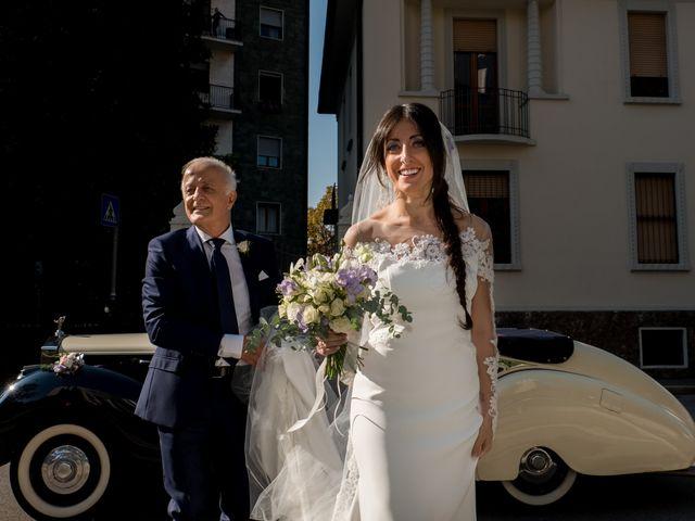 Il matrimonio di Mattia e Valentina a Bergamo, Bergamo 9