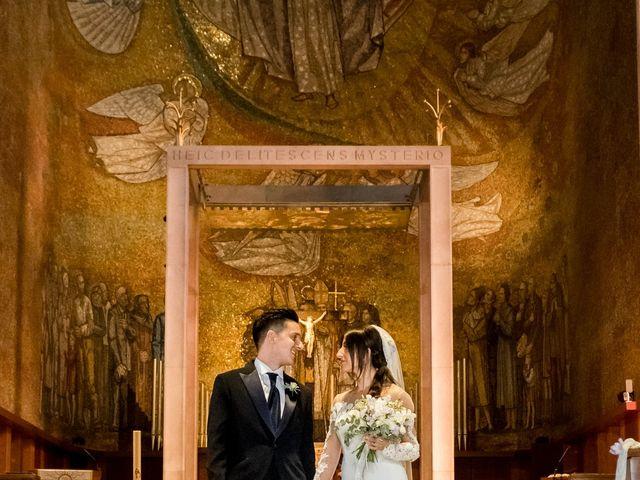 Il matrimonio di Mattia e Valentina a Bergamo, Bergamo 18